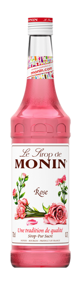 Sirop de Rose Monin