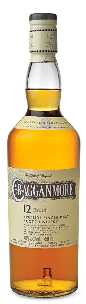 Cragganmore - 12 Years Old (Speyside)