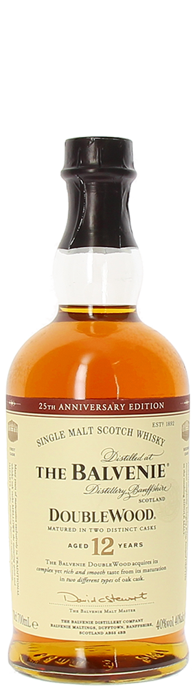 The Balvenie - 12 Years Old Double Wood (Speyside)
