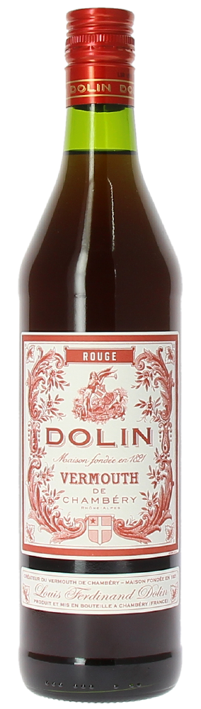 Dolin - Vermouth De Chambéry Rouge