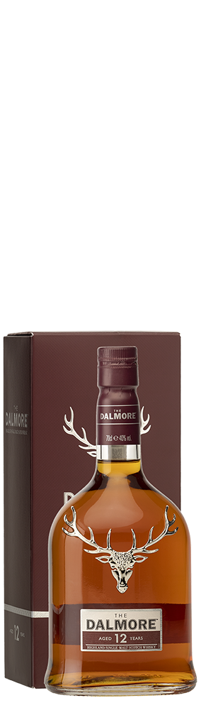 Dalmore - 12 years old (Highlands)