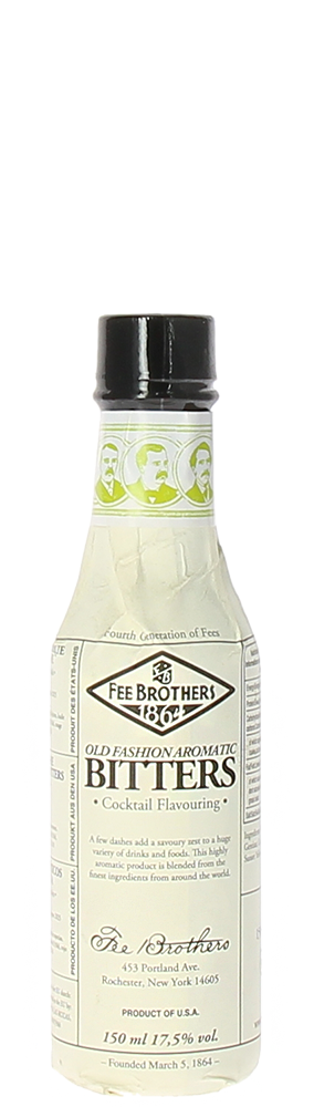 Fee Brothers Bitters Old Fashioned