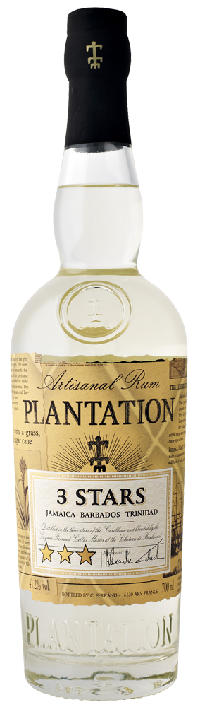 Rhum Plantation Three Stars White