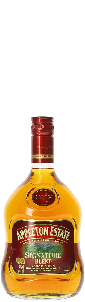 Rhum Ambré de Jamaïque Appleton Estate Signature