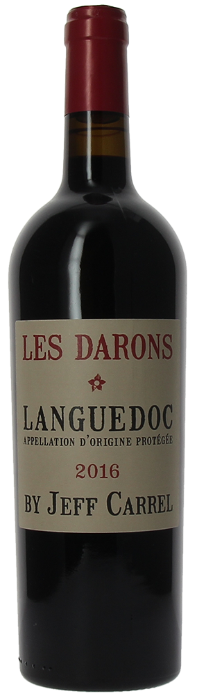 Languedoc AOC Les Darons By Jeff Carrel