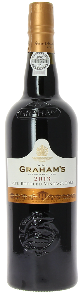 Porto Graham's 2012 Late Bottled Vintage