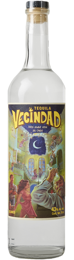 Vecindad - Tequila 100% Agave