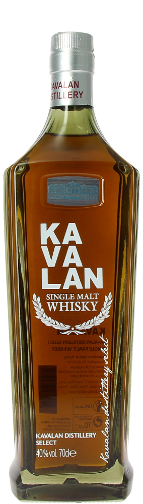 Whisky Kavalan Distellery Select
