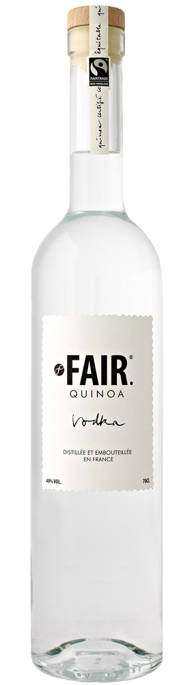 Vodka Quinoa Fair