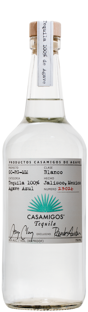 Tequila 100% Agave Casamigos